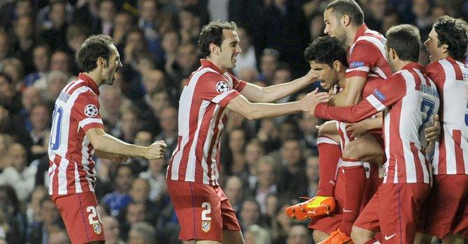 Atlético de Madrid a la final de la Champions