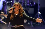 La cantante británica Leona Lewis encabeza el evento.