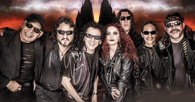 El Tri de México listo para concierto en VA