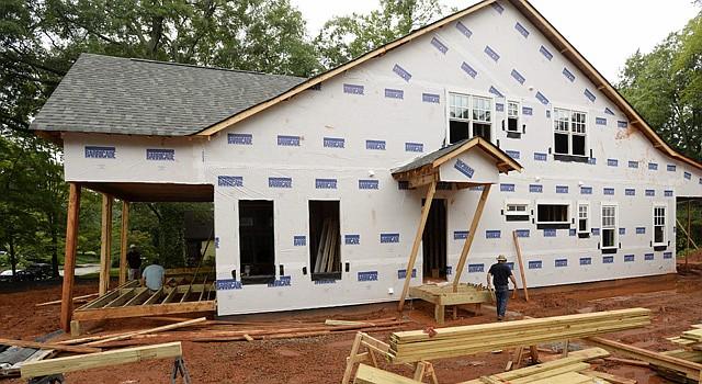 NUEVAS. Las ventas de viviendas unifamiliares nuevas disminuyeron un 14,5% en marzo de 2014.
