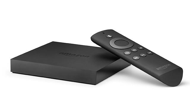 Amazon ahora presento Fire TV, una forma de llegar a las salas de USA