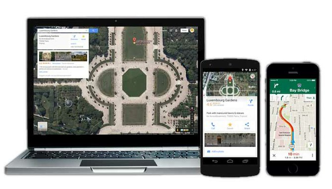 Google actualiza sus Mapas, agrega mejor información de tráfico y Uber