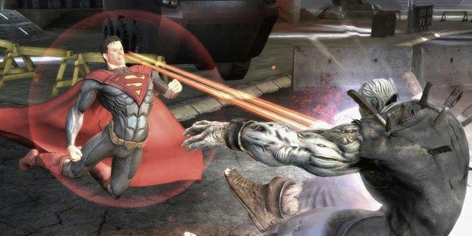 Injustice: Gods Among Us celebra un año con nueva modalidad multiplayer