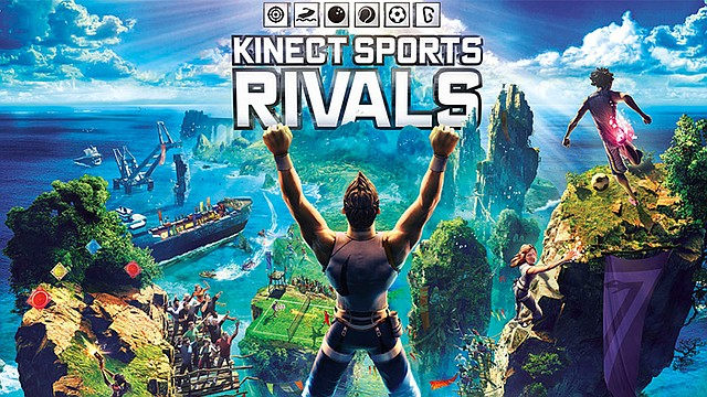 Kinect Sports Rival es un divertido titulo para toda la familia