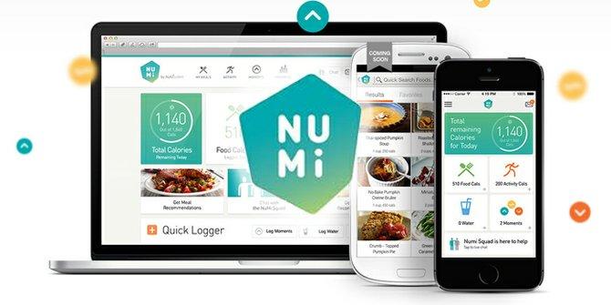 Lanzan NuMi: un sistema digital de ayuda para perder peso