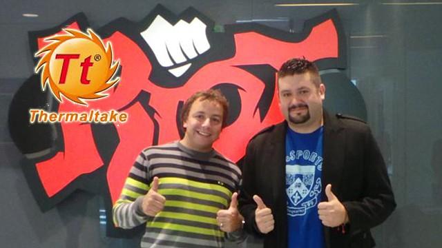 ThermalTake y Riot Games promueven los videojuegos en Latinoamerica