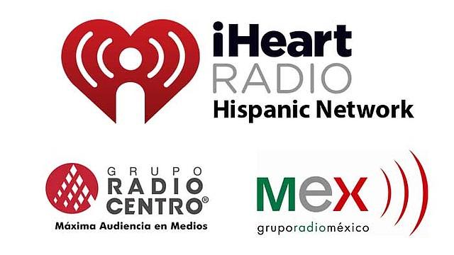 Grupo Radio Mexico y Clear Channel hacen convenio para ser distribuidos en iHeartRadio