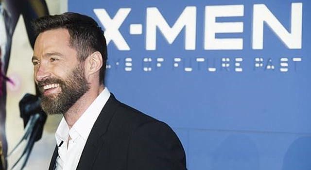 """Hugh Jackman asiste al estreno mundial de la cinta """"X-Men: Days de Future Past"""" el sábado 10 de mayo de 2014, en Nueva York. (Fotografía de Charles Sykes/Invision/AP)"""