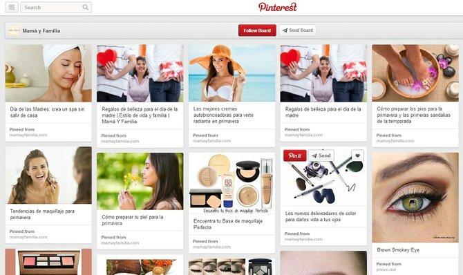 Pinterest: la red social de imágenes