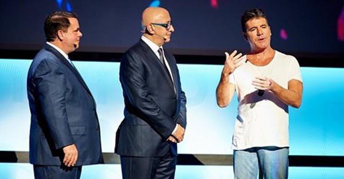 """Univisión se asocia con Simon Cowell en 'La Banda"""""""