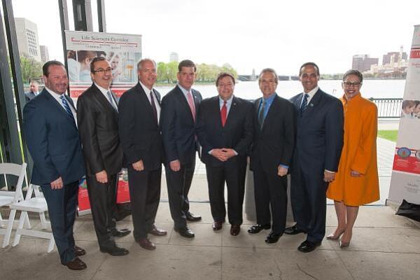 Alcaldes vecinos crean el Life Science Corridor