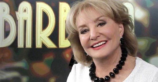 Barbara Walters culmina histórica carrera