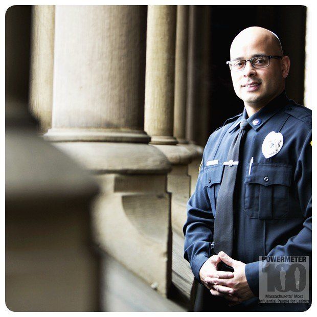 Negrón, Jacobo | President and Founder | Massachusetts Latino Police Officers Association