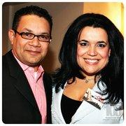Nova, Yadires y Salcedo, Angel    TV Hosts and Producers   Encuentro Latino
