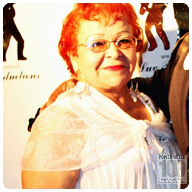Rivera, Reinelda (Chickie) | President | Massachusetts Puerto Rican Festival