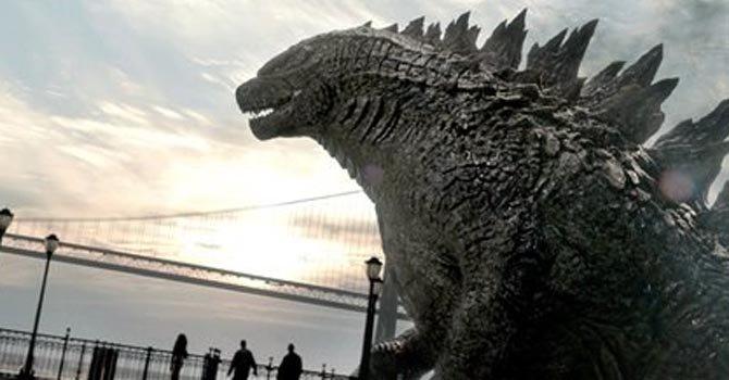 """Godzilla"", triunfa el legendario monstruo"