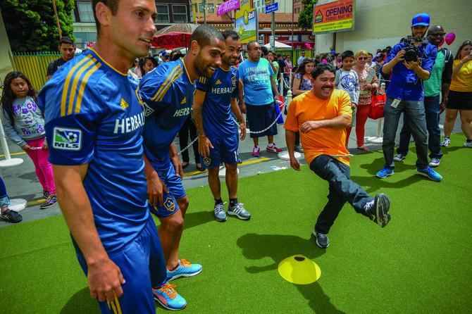 Este verano: la pasión por el fútbol