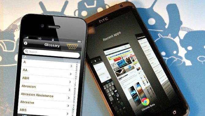 "Glosario Tech: teléfonos inteligentes o ""smartphones"""