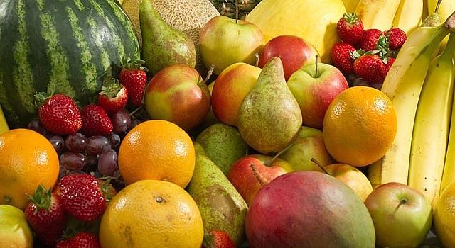 Las frutas aportan todo tipo de vitaminas y nutrientes al organismo.