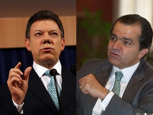 Elecciones en Colombia: Zuluaga y Santos irán a segunda vuelta