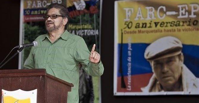 """FARC: """"Zuluaga debe esperar para opinar"""""""