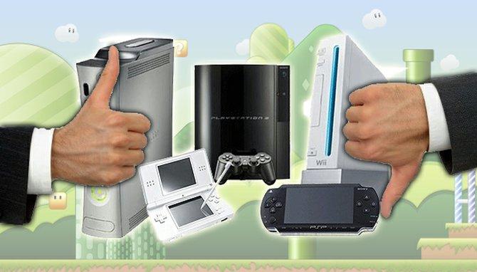 Consolas de videojuegos: ¿maldición o bendición?