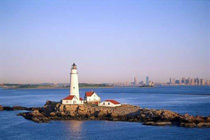 Boston Harbor Island