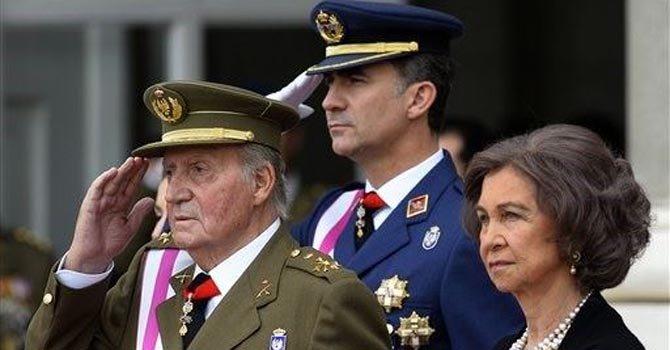 Llegó la hora de Felipe VI en España