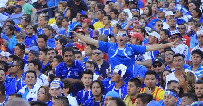 El Salvador clasifica a la Copa de Oro 2015