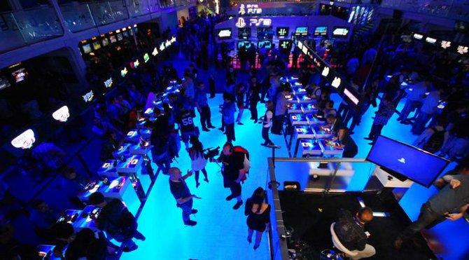 Arranca el  E3 2014 la gran feria del videojuego