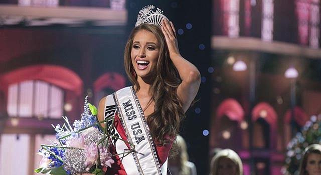 Nía Sánchez, Miss Nevada es la nueva Miss USA.