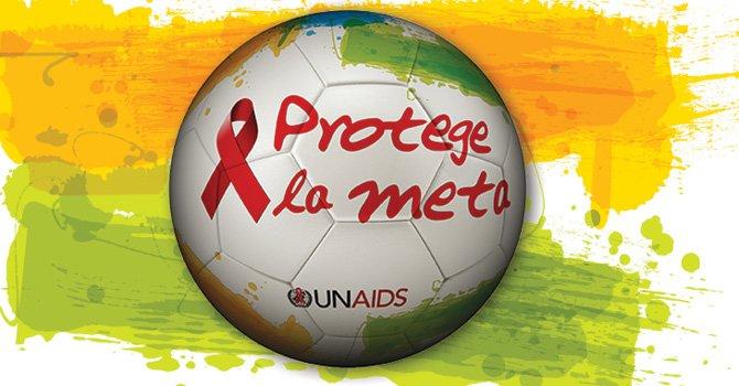 Campaña contra el VIH en Brasil