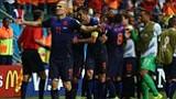 Goleada histórica, Holanda sin piedad ganó 5-1 a España