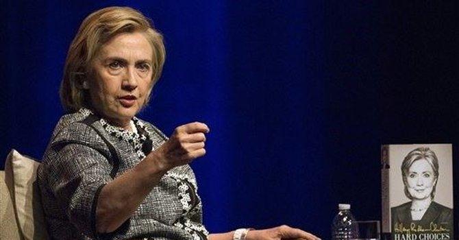 Clinton tiene razones para querer ser presidenta