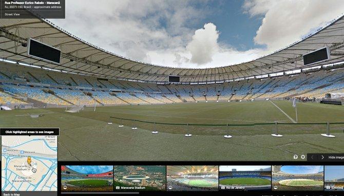 Google te acerca a la copa del mundo