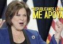 LA DEMÓCRATA Leticia Van de Putte quiere ser la vicegobernadora de Texas. Ella recorre el estado en busca del voto para imponerse en las elecciones del 4 de noviembre del 2014.