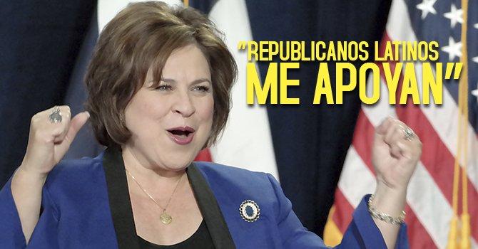 Leticia Van de Putte quiere ser la vicegobernadora de Texas