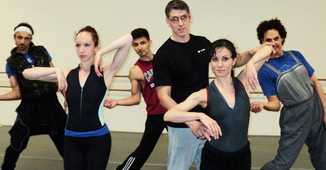 Danza moderna llena Washington de belleza