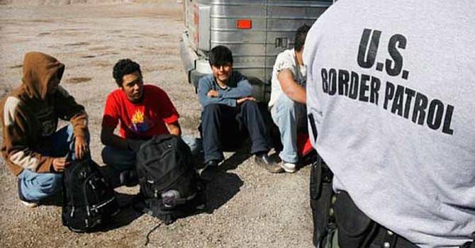 El Salvador defiende derechos de niños migrantes