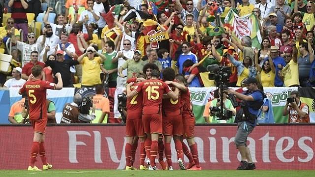 BRASIL 2014: Bélgica triunfa sobre Rusia y clasifica a Octavos de Final