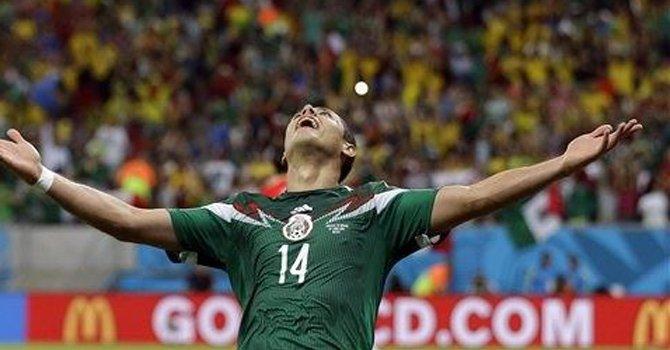 México pasa a octavos del Mundial de Brasil
