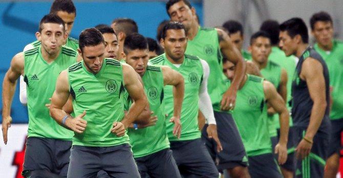 México define su pase ante Croacia