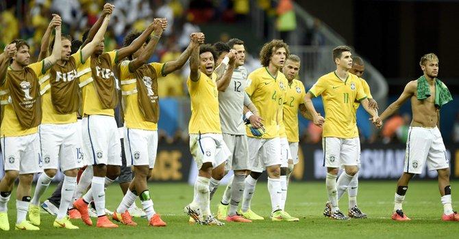 Brasil se vuelve a citar con Chile
