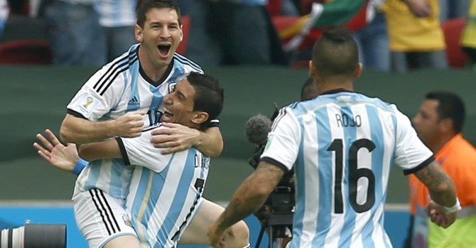 Argentina y Alemania van por la gloria