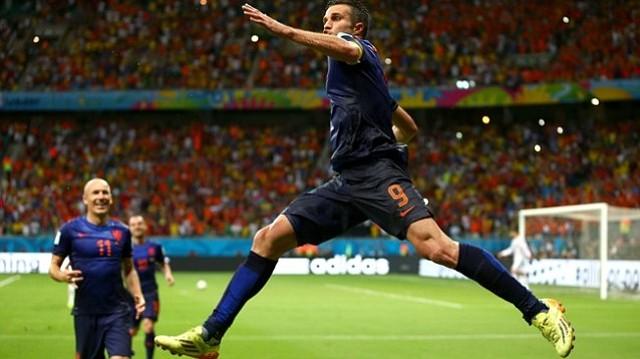 Brasil 2014: Holanda es el equipo más goleador de la fase de grupos
