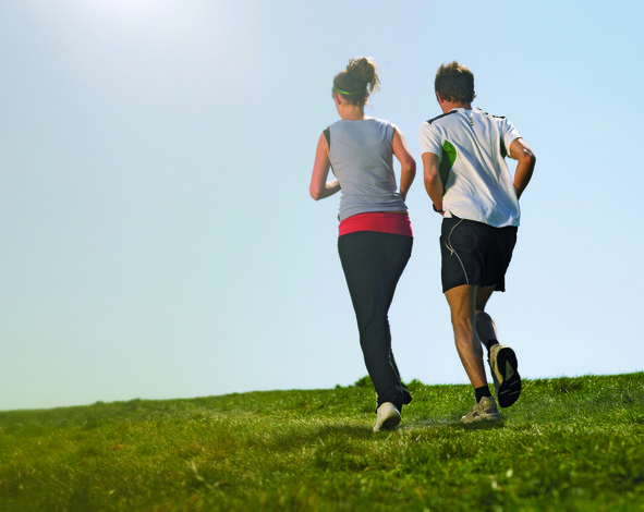 Diviértase haciendo ejercicio en verano