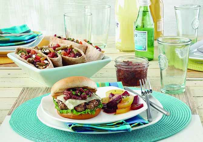 Comidas frescas y divertidas de verano
