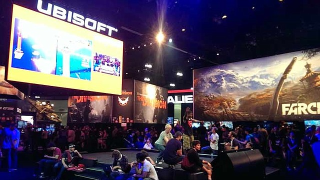 Cientos de titulos nuevos se mostraron en E3