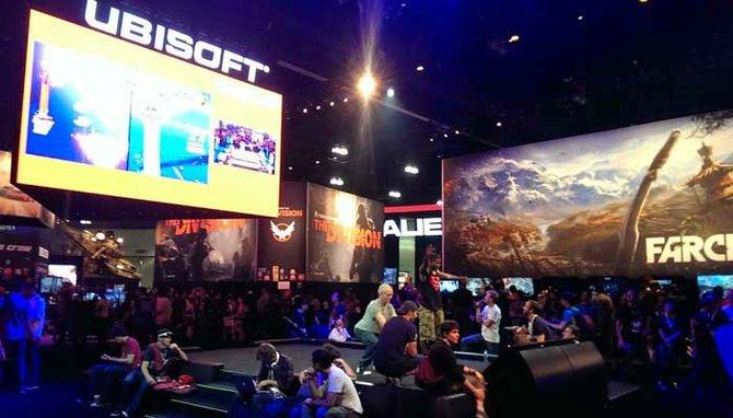 Los mejores juegos presentados en E3 2014
