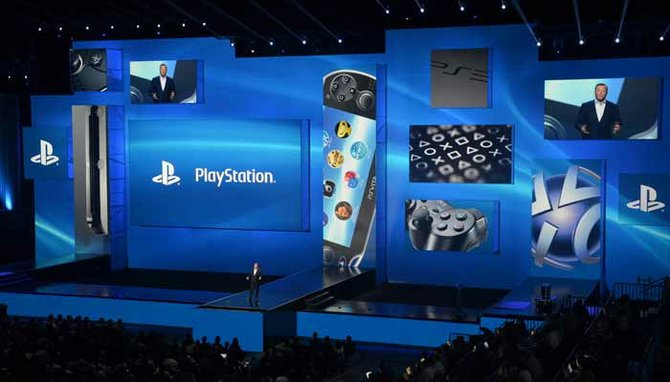 Resumen de la Presentación Sony E3 2014